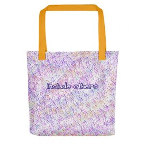 Luda & Chairsy Play Together Tote bag
