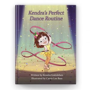 Kendra's Perfect Dance Routine