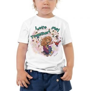 Kids/Toddler Let's Play Together Tee