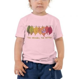Kids/Toddler The Weirder, The Better Tee
