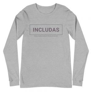Unisex INCLUDAS Long Sleeve