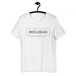 Unisex INCLUDAS Tee