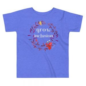 Kids/Toddler Grow Inclusion Tee