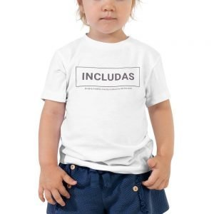Kids/Toddler INCLUDAS Tee