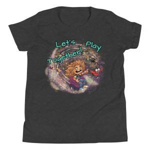Youth Let's Play Together Tee