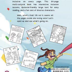 Includas Coloring Book