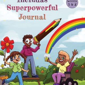 Includas Superpowerful Journal: Levels 1 and 2